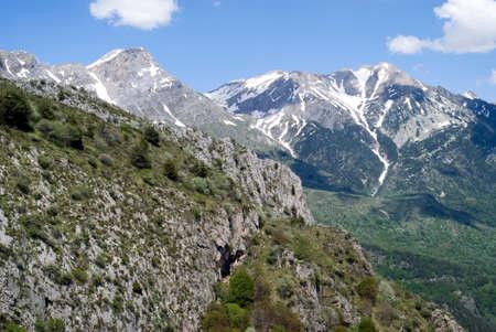 Ligurian Alps, Italy photo