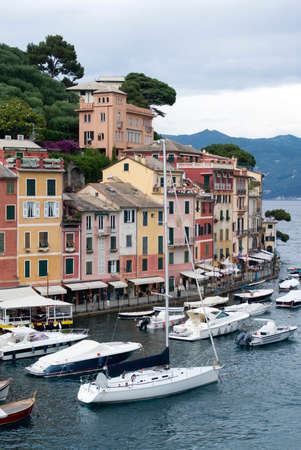 Portofino, Italy photo
