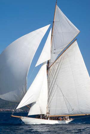 Sailboat 스톡 콘텐츠