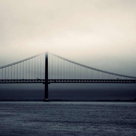 25th: 25th April Bridge in Lisbon