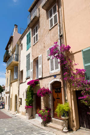 picturesque: Picturesque street of Cannes, France Editorial