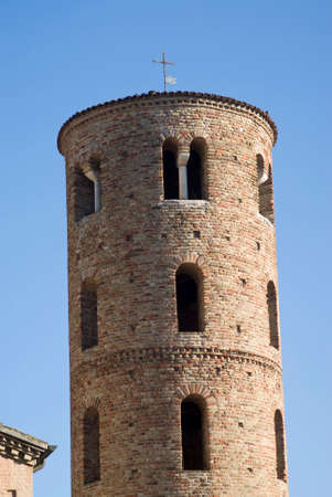 bell tower: Bell tower. Ravenna, Italy