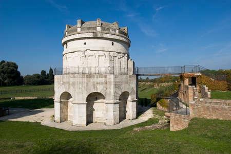 mausoleum: Mausoleum of Theodoric. Ravenna, Italy