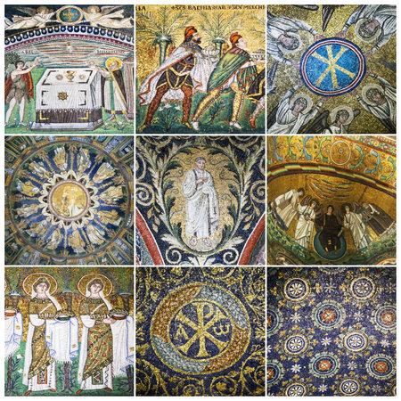 ravenna: Mosaics of Ravenna, Italy