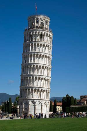 leaning tower of pisa: The Leaning Tower of Pisa