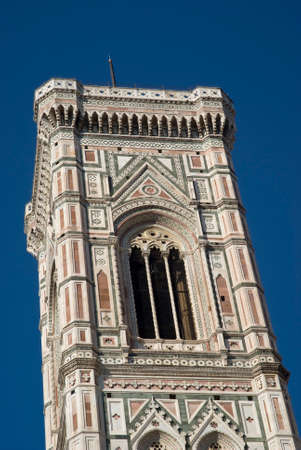bell tower: Bell tower of Florence Cathedral