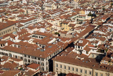 rooftops: Rooftops of Florence