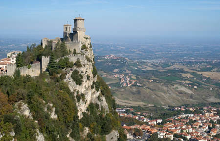 Fortress of Guaita, San Marino Republic