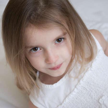 preschooler girl Zdjęcie Seryjne