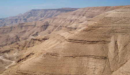 Wadi al Hasa, Karak  Tafilah Province, South Jordan