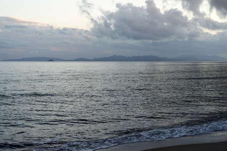 Tyrrhenian Sea, off the coast of Tuscany