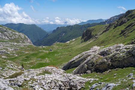 Ligurian Alps mountain range, Piedmont region, Province of Cuneo, northwestern Italy