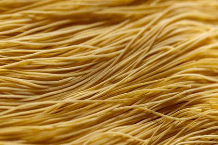 Italian uncooked dry pasta Maccheroncini di Campofilone