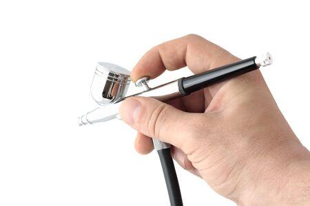 airbrush: Hand hold airbrush