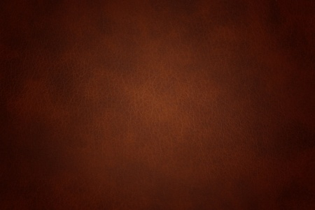 Brown leather background