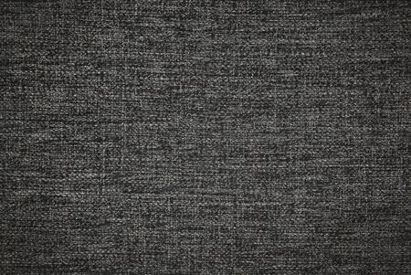 Donker grijs stof textuur als achtergrond