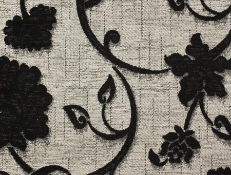 Vintage stof met een patroon als achtergrond