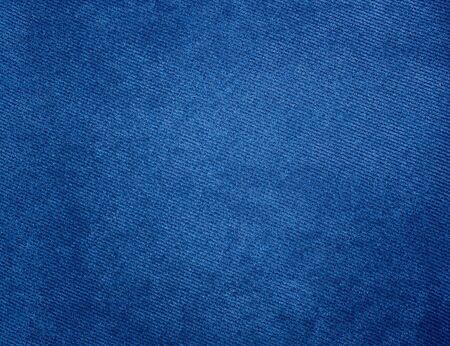 blue carpet: blue fabric as background