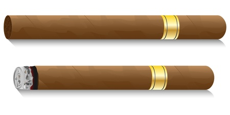 tobacco product: Cigars