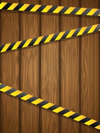 Wooden texture   Illustration   Vector