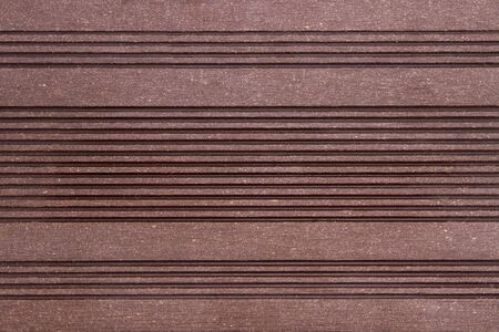 Texture of a terrace board from wpc