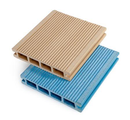 Holz-Kunststoff-Verbundmaterial für den Terrassenbau