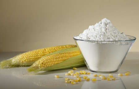 starch: Corn flour