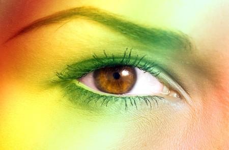 The eye Stock Photo - 4281915