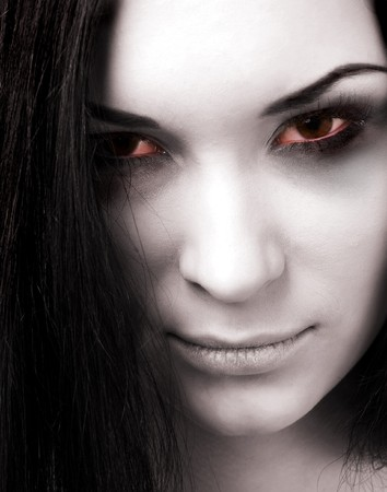 demonio: Zombie ni�a