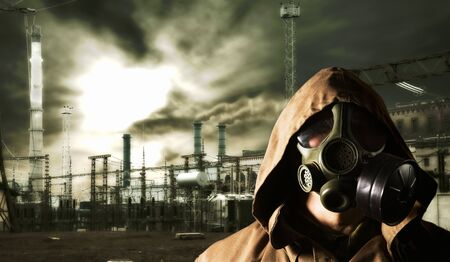 radiation pollution: Global warming