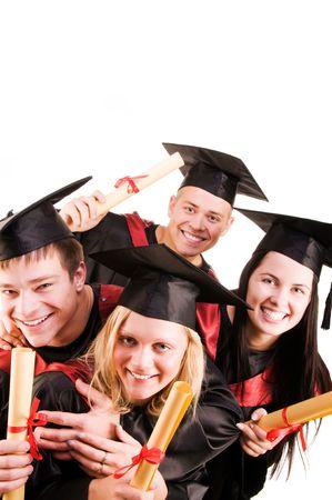 licenciatura: Grupo de estudiantes