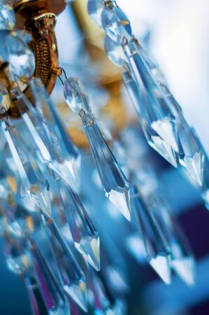 Chrystal chandelier (shallow dof)