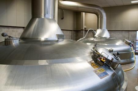 microbrewery: Modern Brewery