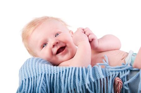 Cute Baby boy Stock Photo - 16012244