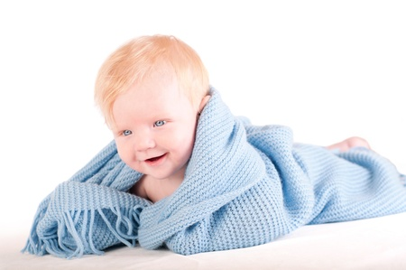 Cute Baby boy Stock Photo - 15992269