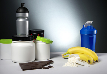burner: Workout Sport Nutrition Supplement containers