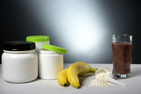 testosterone: Workout Sport Nutrition Supplement containers