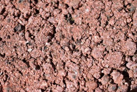 Stones texture. Little red stones
