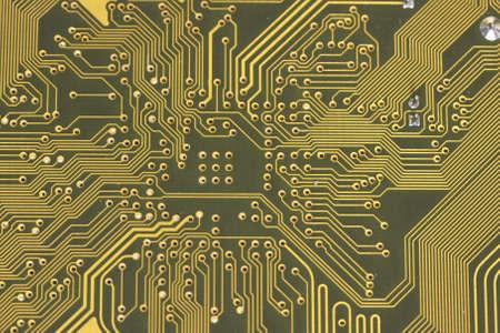 circuito electrico: Circuito el�ctrico cerca  Foto de archivo
