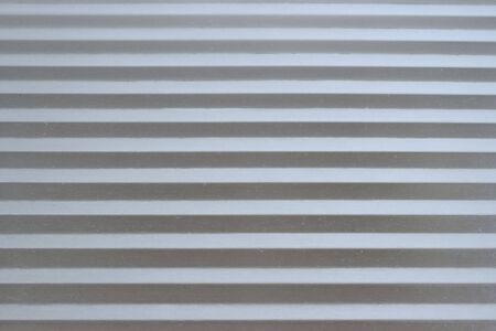 grooved: Grooved metal background of stainless steel