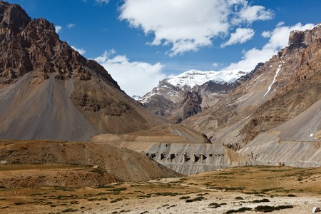 himachal pradesh: Himalayas. Spiti Valley, Himachal Pradesh, India