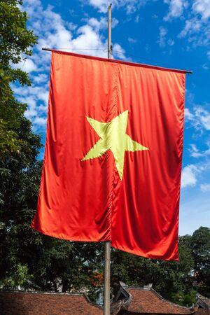 vietnam flag: Vietnamese flag. Vietnam