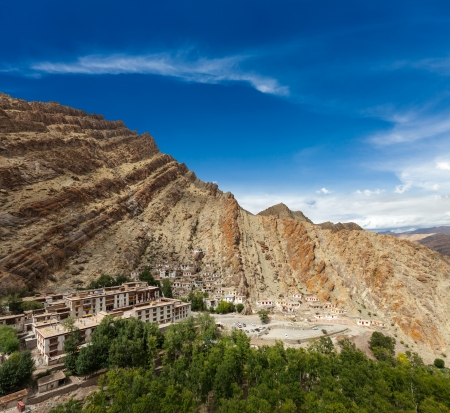 gompa: Hemis gompa (Tibetan Buddhist monastery), Ladakh, Jammu and Kashmir, India Stock Photo