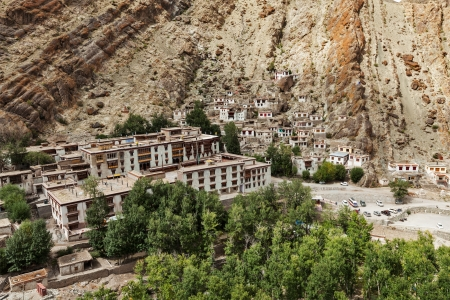 Hemis gompa (Tibetan Buddhist monastery), Ladakh, Jammu and Kashmir, India photo