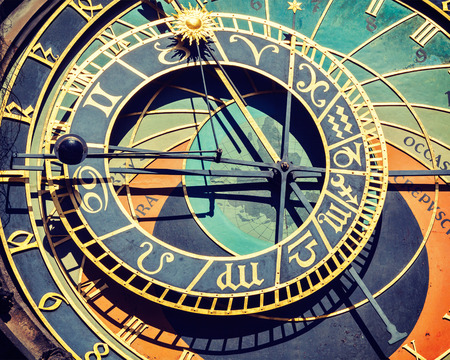 prague: Prague astronomical clock