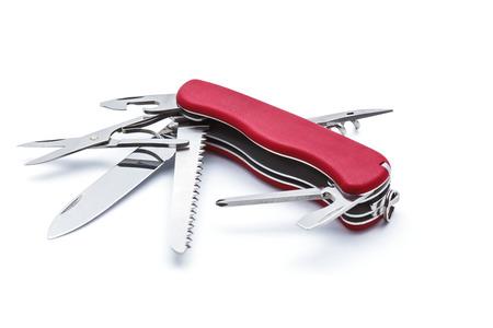 Messer isoliert