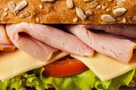 ham sandwich: Ham sandwich