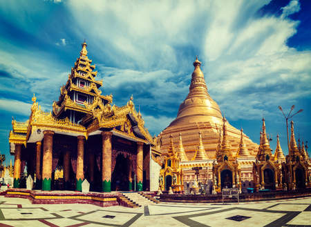 travelled: Shwedagon pagoda
