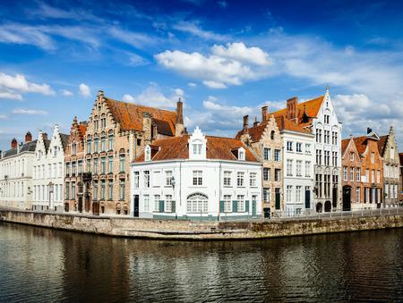 bruges: Bruges canals