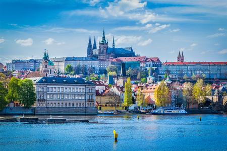 prague castle: Gradchany, Prague Castle and St. Vitt Cathedral